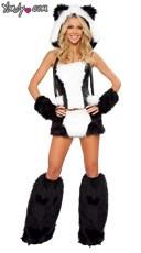 Exclusive Sexy Panda Costume