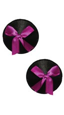 Satin Bow Pasties