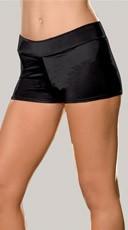 Plus Size Spandex Shorts