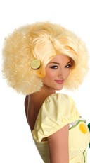 Lemon Meringue Wig