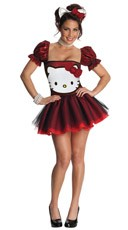 Sequin Hello Kitty Costume