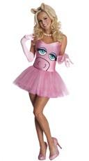 Sexy Miss Piggy Costume