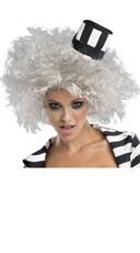 Beetlejuice Mania Wig