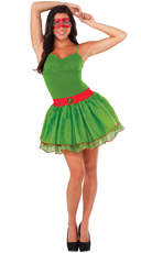 Teenage Mutant Ninja Turtles Raphael Tutu Skirt