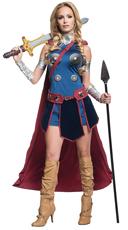 Marvel Valkyrie Costume