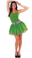 Teenage Mutant Ninja Turtles Donatello Tutu Skirt
