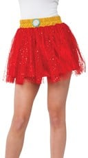 Sparkle and Shine Iron Man Mini Skirt