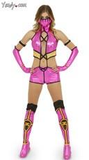 Mileena Mortal Kombat Costume