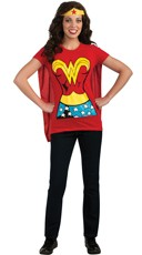Wonder Woman Costume T-Shirt