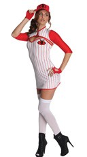 Team Playboy Baseball Costume