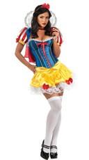 Deluxe Snow Princess Costume