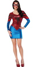 Adult Spider Girl Costume