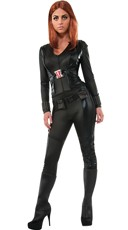 Black Widow Secret Agent Costume