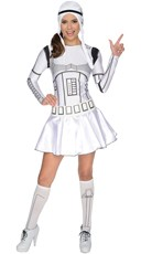 Stormtrooper Dress Costume