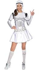 Stormtrooper Dress Costume