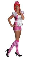 Raspberry Tart Costume