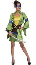TMNT Leonardo Kimono Costume