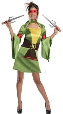TMNT Raphael Kimono Costume
