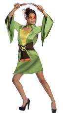 TMNT Michelangelo Kimono Costume