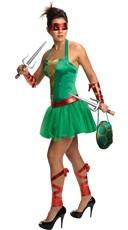 TMNT Female Raphael Costume