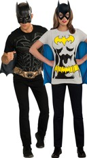 Crime Fighters T Shirts Couples Costume