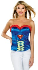 Sexy Supergirl Corset