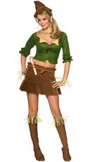 Women's Scarecrow Costume