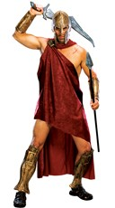 Men's Deluxe Spartan Costume