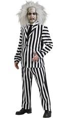 Beetlejuice Striped Suit