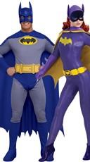 Classic Batman Couples Costume