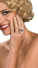 Diamond Costume Ring