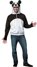 Panda Hoodie Costume