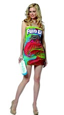 Fun Dip Tube Dress Costume