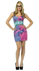 Nestle's Nerds Tank Dress Costume
