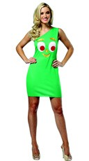 Sexy Gumby Costume