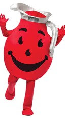 Deluxe Kool Aid Guy Costume