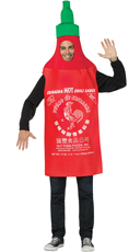 Sriracha Tunic Costume