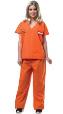 Orange is the New Black Prison Costume