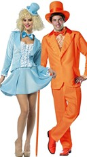 Officially Licensed Lloyd and Harry Tuxedo Couples Costume