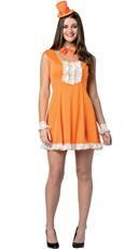 Orange Dumb And Dumber Dress Costume