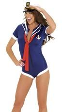 Ahoy Matey Sailor Costume