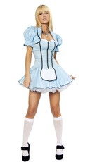 Tea Party Alice Costume