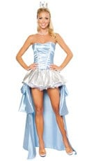 Deluxe Midnight Princess Costume