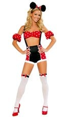 Pinup Mouse Costume
