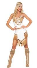 Indian Huntress Costume