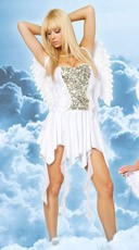 Heavenly Hottie Costume