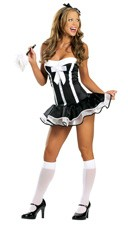Super Sexy Maid Costume