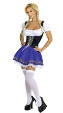 Beer Wench Costume