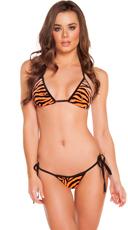 Eye of the Tiger Bikini Set