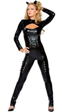 Queen of Felines Costume